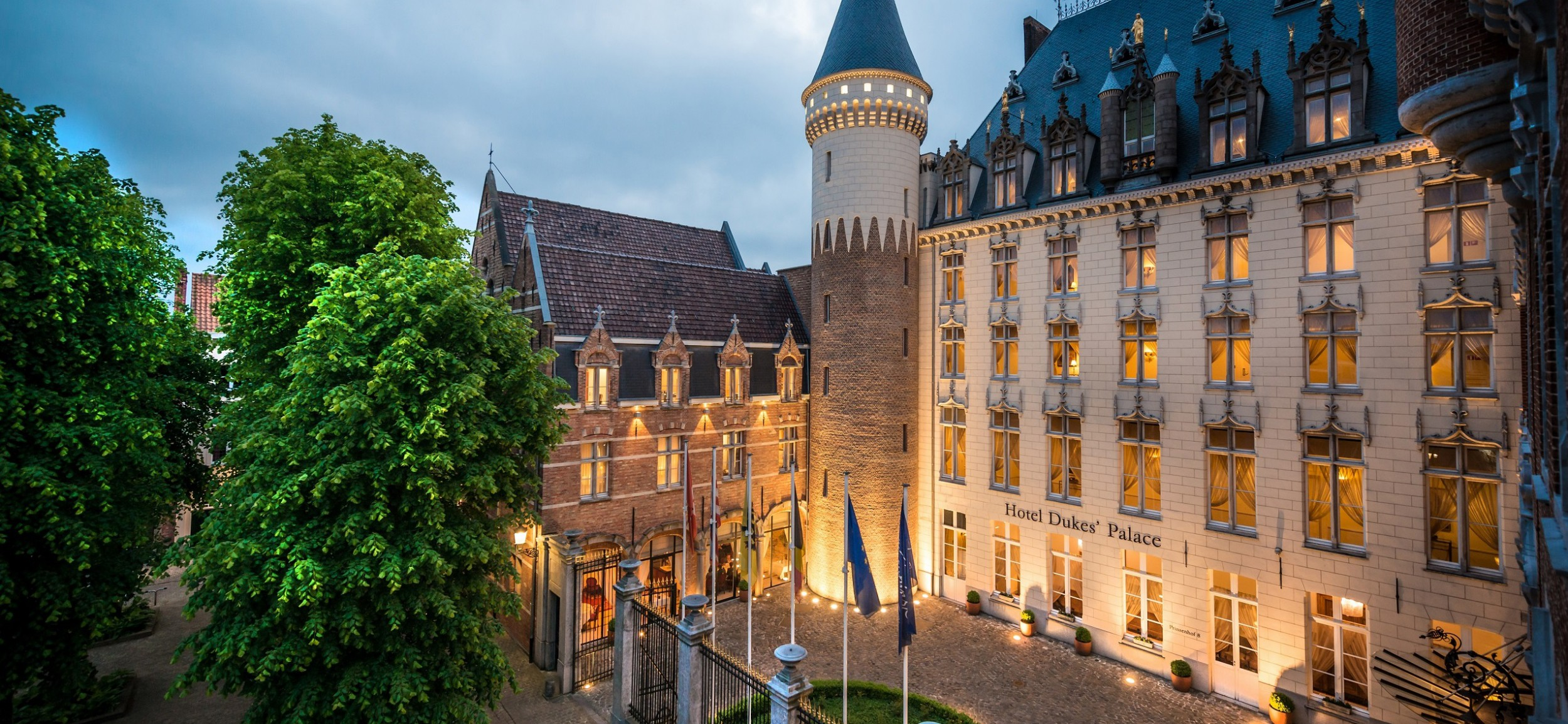 Hotel Duckes' Palace Bruges (4)